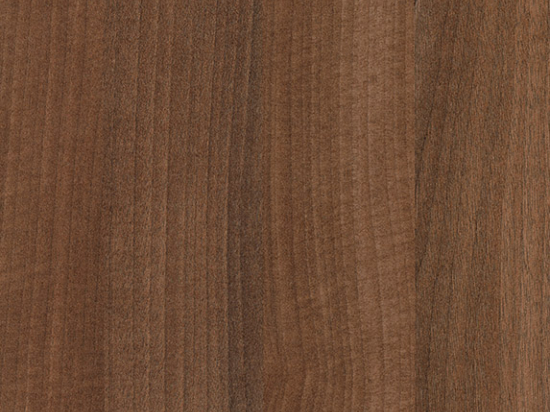 18mm Tobacco Walnut Melamine Faced Chipboard 2800mm