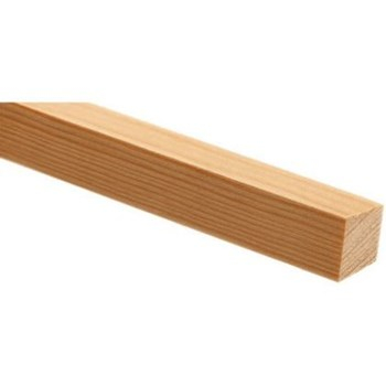 16x16 Redwood Planed Square Edged Timber 2.4m