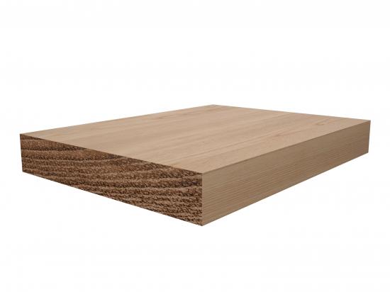 25x150 Redwood Planed Square Edge Timber