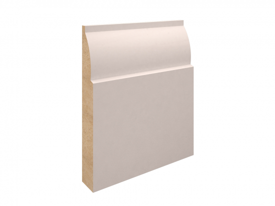 18x119 Primed MDF Ovolo 4.4m