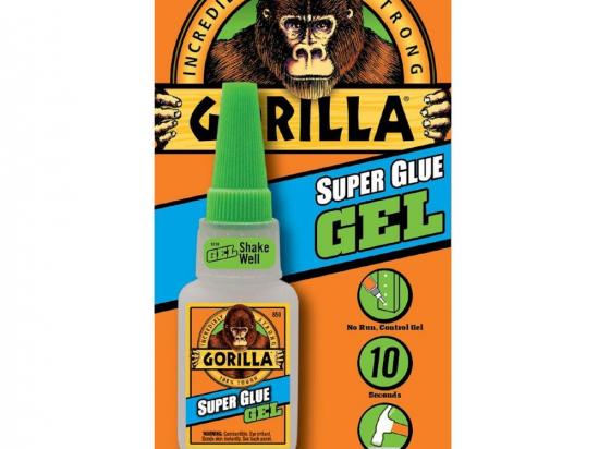 Gorilla Superglue Gel