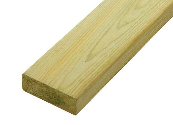 Planed Treated Timber 22x100