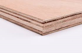 9.0mm Hardwood Faced Plywood