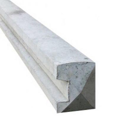 Concrete End Post