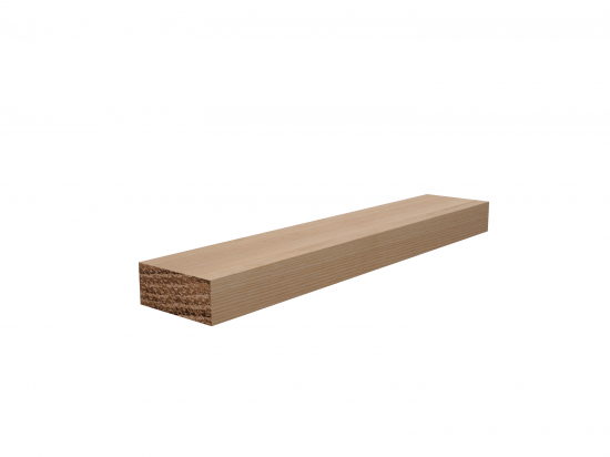 16x38 Redwood Planed Square Edged Timber 2.4m