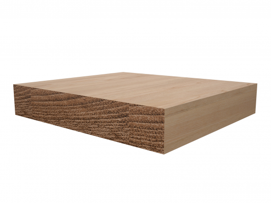 38x225 Redwood Planed Square Edge Timber