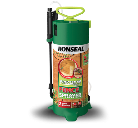 Ronseal Prescision Fence Sprayer