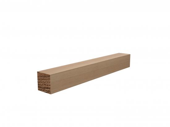25x25 Redwood Planed Square Edge Timber 2.4m