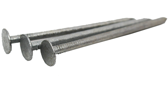 40mm Galvanised Clout Nail