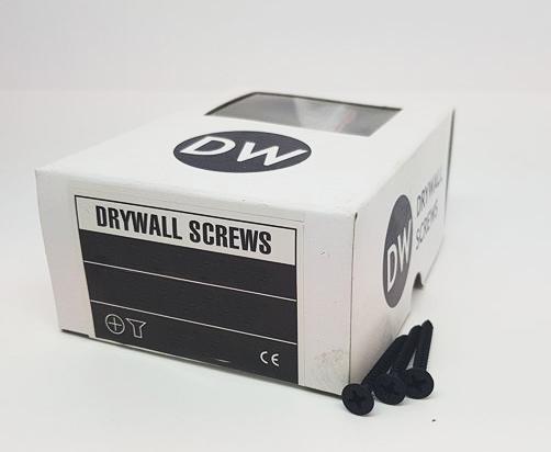 25mm Drywall Screws