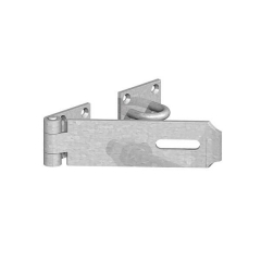 100mm Hasp & Staple