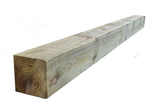 Treated Fence Post 100x100mm
