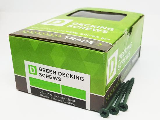 4.5x50 Decking Screw