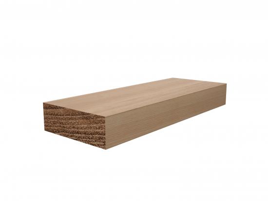 25x75 Redwood Planed Square Edge Timber
