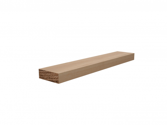 12x38 Redwood Planed Square Edged Timber 2.4m