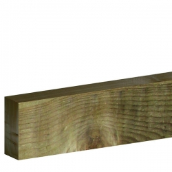 47x100 Regularised Eased Edge C24 Treated Timber