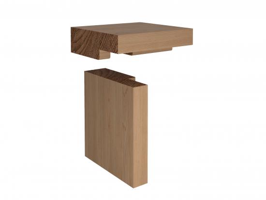 38x150 Internal Softwood Door Casing