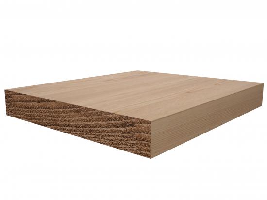 25x175 Redwood Planed Square Edge Timber