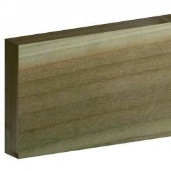 47x200 Regularised Eased Edge C24 Treated Timber