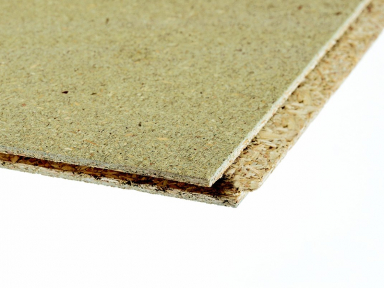 Moisture Resistant Chipboard Flooring 2440x610x22mm