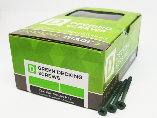 4.5x75 Decking Screw