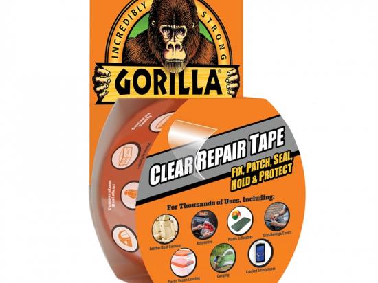 Gorilla Repair Tape (Clear)