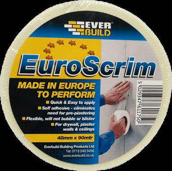Everbuild Euroscrim 48mmx90m