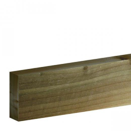 Tanalised Rough Sawn 38x75mm