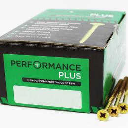 4.0x50mm Performance Plus Woodscrew