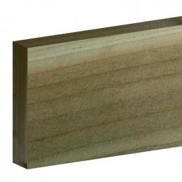 47x125 Regularised Eased Edge C24 Treated Timber