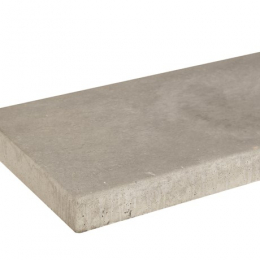 Smooth Concrete Gravel Board
