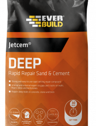 Jetcem Rapid Repair Sand & Cement