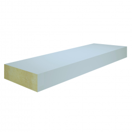 18x69 Primed MDF Square Edge 4.4m