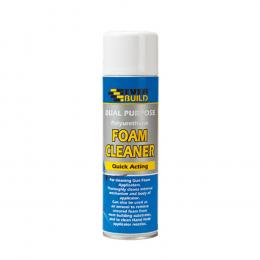 Dual Purpose Foam Cleaner