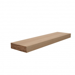 12x50 Redwood Planed Square Edged Timber 2.4m