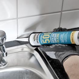 Bath & Sanitary Silicone