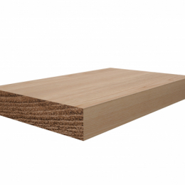 (25x125mm) Redwood Planed Square Edge Timber