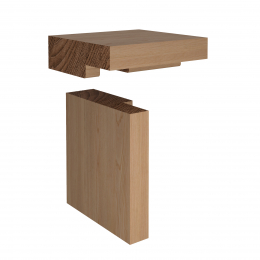 38x100 Internal Softwood Door Casing