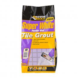 White Powder Wall Tile Grout