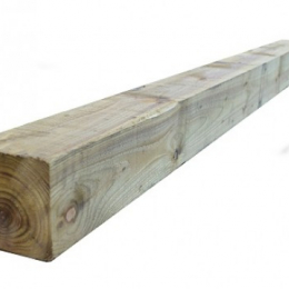 Treated Fence Post 150x150
