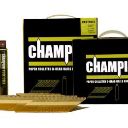 Champion 90x3.1mm Galvanised Nail
