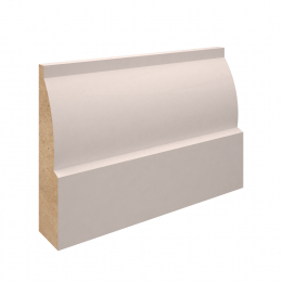 18x69 Primed MDF Ovolo 4.4m
