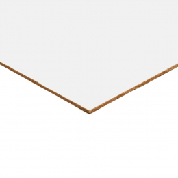 White hardboard (3.2mm)