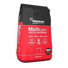 Hanson Multicem Cement