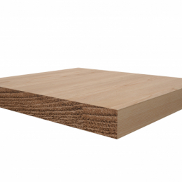 (25x275mm) Whitewood Planed Square Edge Timber