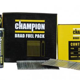Champion 32mm Galvanised Brad Nails